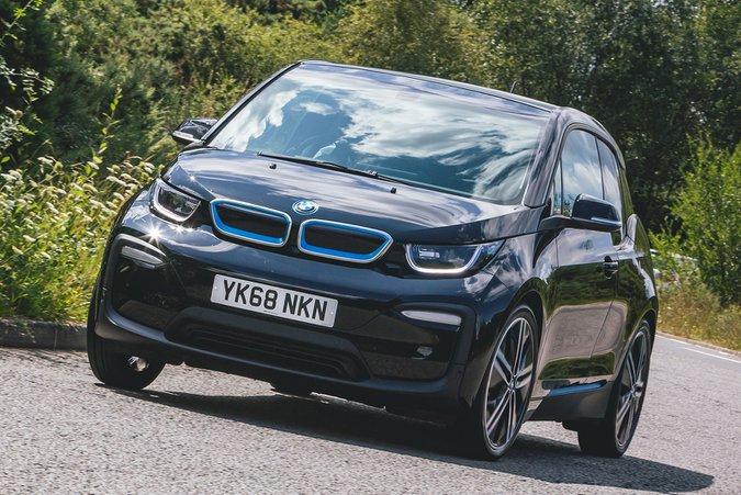 BMW i3 2018 front cornering