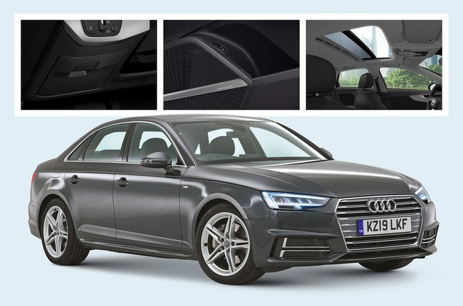 How to spec an Audi A4