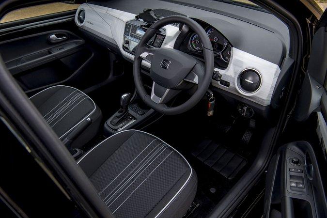 Seat Mii Electric 2020 RHD dashboard