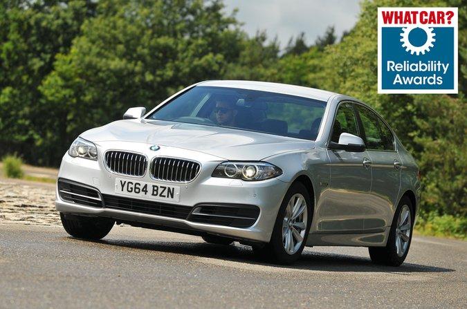 Reliability Awards - BMW 5 Series