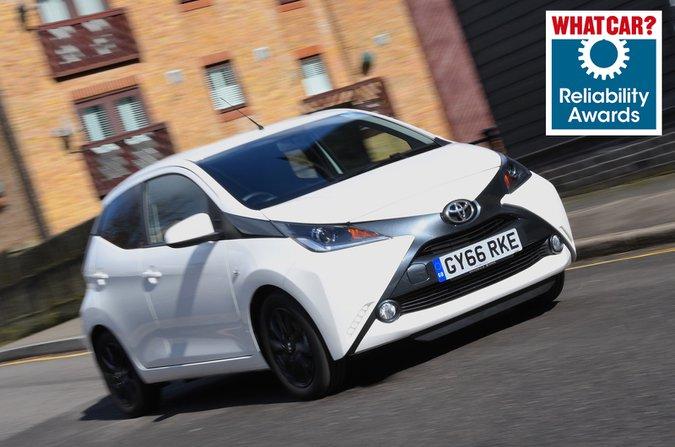 Reliability Awards - Toyota Aygo