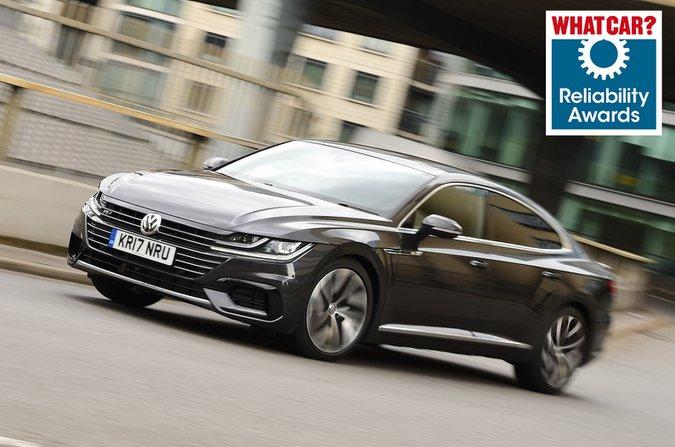 Reliability Awards - Volkswagen Arteon