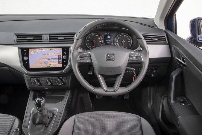 Seat Ibiza 2020 kontrol paneli