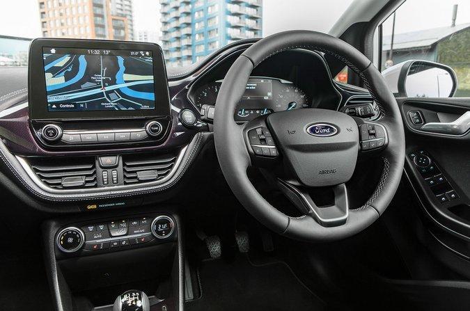 Interni Ford Fiesta