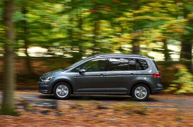 MPV do ano - Volkswagen Touran