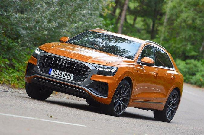 Audi Q8 ön