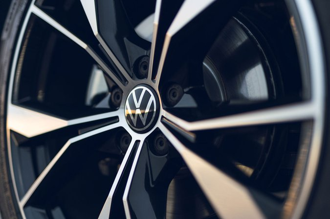 Volkswagen Tiguan alloy wheels