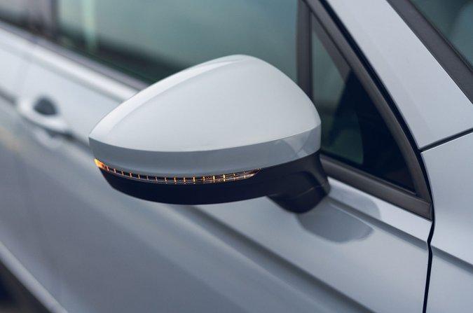 Volkswagen Tiguan door mirrors