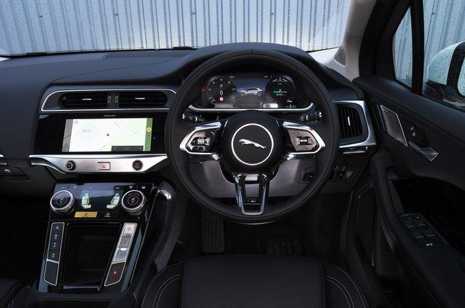 Cruscotto Jaguar I-Pace 2021