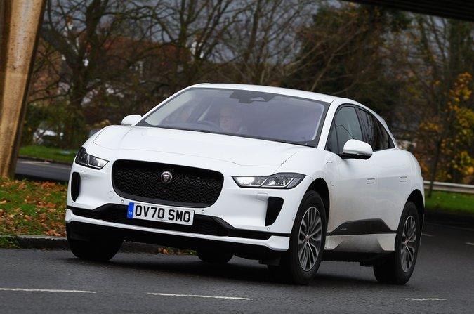 Jaguar I-Pace 2021 davanti