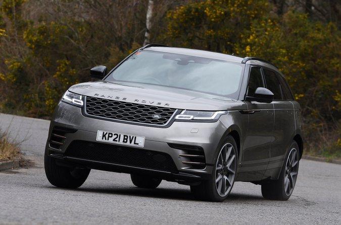 Range Rover Velar 2021 ön