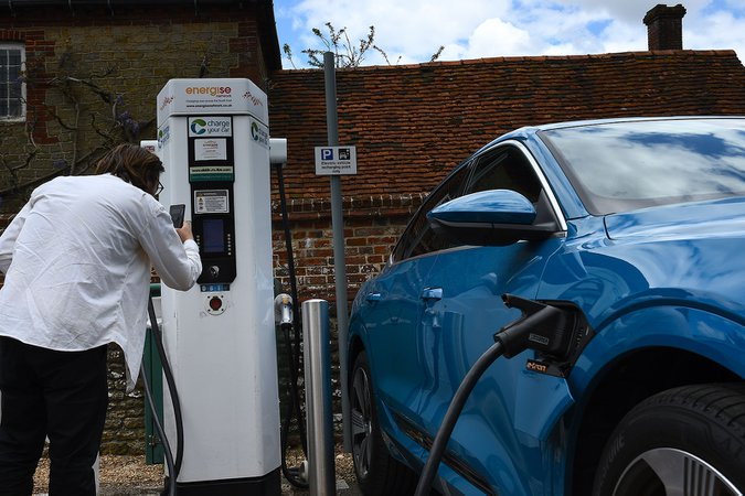 Charge Your Car charging point