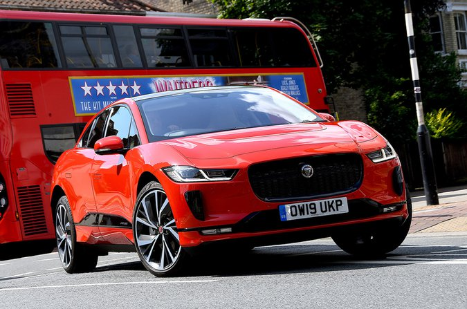 Electric Car of the Year Awards 2021 - Jaguar I-Pace