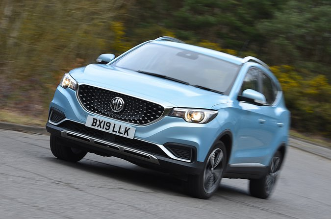 Electric Car of the Year Awards 2021 - MG ZS EV