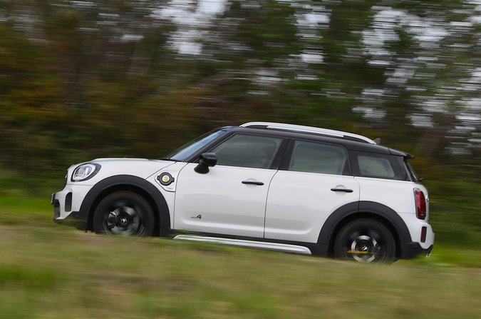 Electric Car of the Year Awards 2021 - Mini Countryman PHEV