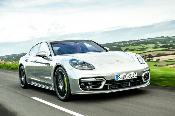 Electric Car of the Year Awards 2021 - Porsche Panamera 4 E-Hybrid