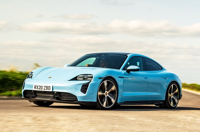 Electric Car of the Year Awards 2021 - Porsche Taycan