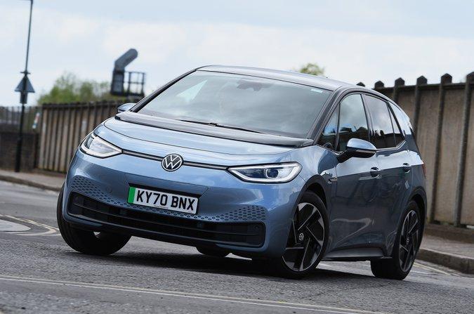 Volkswagen ID.3 2021 front