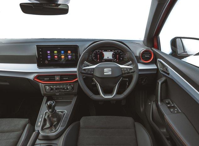 Cruscotto interno Seat Ibiza 2021
