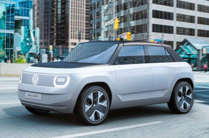 Volkswagen ID Life front
