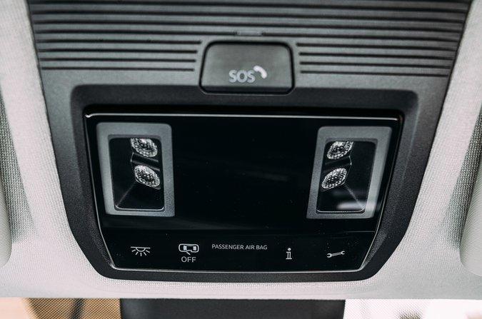 The Caddy California: Technology