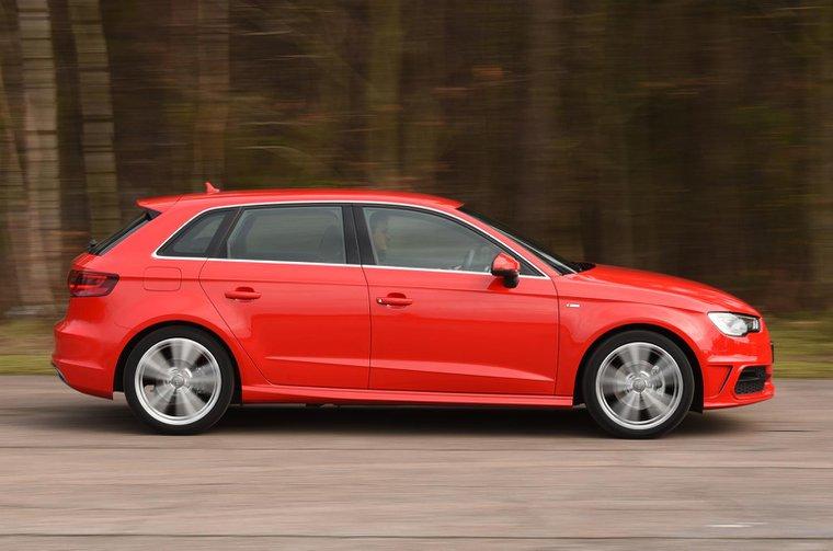 Audi A3 Sportback vs BMW 1 Series vs Infiniti Q30: What will they cost?