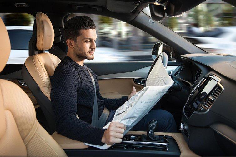 Self-driving cars explained: how autonomous is my car?