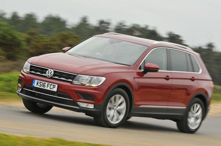 Alfa Romeo Giulia, Seat Ateca and Volkswagen Tiguan get top safety marks