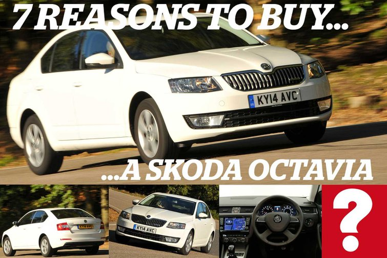 7 reasons to buy a Skoda Octavia