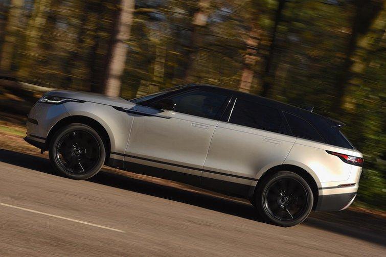 2018 Range Rover Velar P300 review – verdict