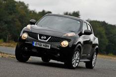 Nissan Juke 1.5 dCi 110 review