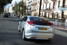 2013 Honda Civic 1.6 i-DTEC review