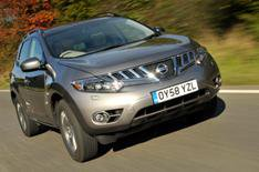 New diesel for Nissan Murano