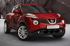 Nissan Juke exclusive preview