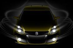 Suzuki reveals sporty Swift S-concept