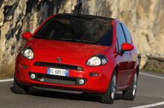 Fiat Punto Twinair review