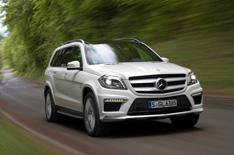 2013 Mercedes GL63 AMG review