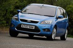 First drive: Ford Focus Estate