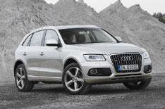2012 Audi Q5 review