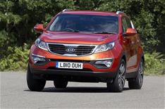 Kia Sportage from 16,645