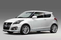 Suzuki Swift Sport unveiled