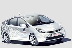 Toyota begins plug-in hybrid trials