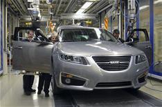 Saab GB sold to Spyker Cars