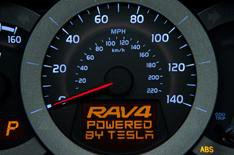 Toyota to reveal electric RAV4 concept