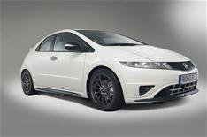 Honda Civic special edition selling fast