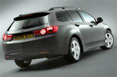 Exclusive C5 and Accord Tourer viewing