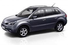 Renault reveals Koleos 4x4