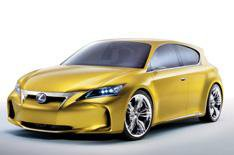 Join exclusive Lexus preview in Brussels