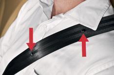 Audi R8 Spyder: belt up and mike up
