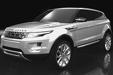 New Land Rover to be built in India?